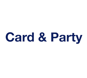 Card and party